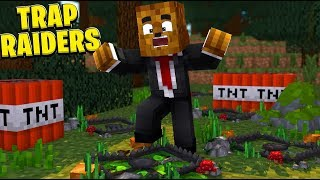 *Brand New* Game Of Thrones Minecraft Traps Raiders Modded Mingame - TOP 10 Minecraft Traps Mod