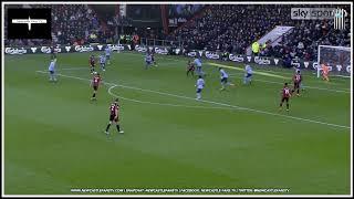 Analysing the goals   Bournemouth 2-2 Newcastle United
