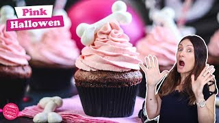 🦴 CUPCAKES DHALLOWEEN GIRLY : AIE, IL Y A UN OS ! 🦴