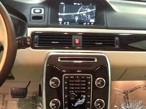 Controlling your Navigation from the Steering Wheel. 2017-2016 Volvo XC70, XC60, S60, s80, v60