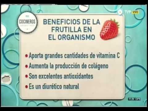 Todo sobre las frutillas con Adrián Schirosa