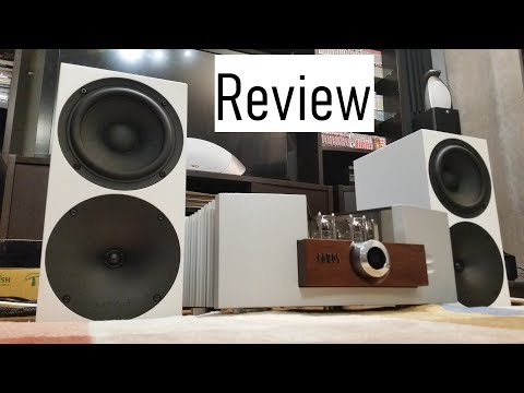 Buchardt S400 speakers review