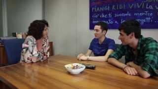 TIM YOUNG  - Emiliano incontra Alessandra Bucci per Fabri Fibra