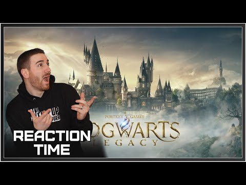 Hogwarts Legacy Reveal – Reaction Time!