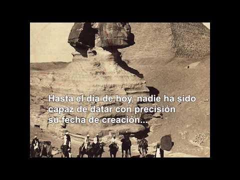 Expertos afirman que la Esfinge tendría 800 mil años de antigüedad
