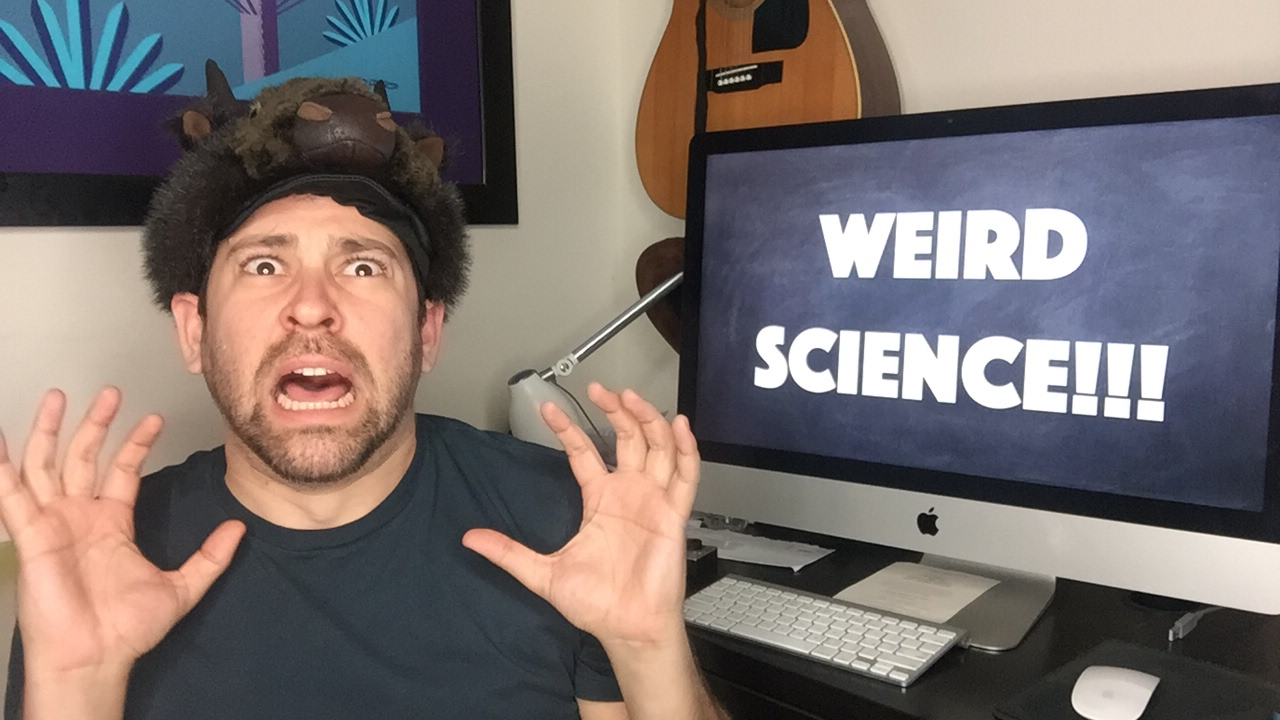 Real Life ManBearPig?!? Science Time With Brett thumbnail