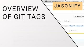 Git Tags Overview