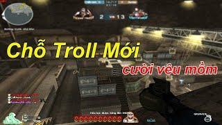 Cười Vêu Mồm Với Chỗ Troll Zombie Mới Cực Bá Đạo Của TQ97