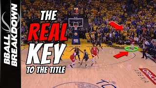 The REAL Key To The Raptors Winning The 2019 NBA Finals