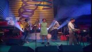 Stereolab -LesYper Sound (Live on Jools Holland) [NEW]