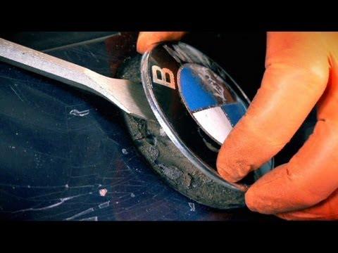 How To Repair a Nose Cone: BMW 840 Ci - Wheeler Dealers