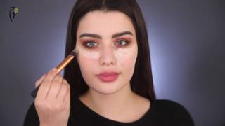 Makeup Tutorial By Rawan Bin Hussien | ميكب توتوريال مع روان بن حسين