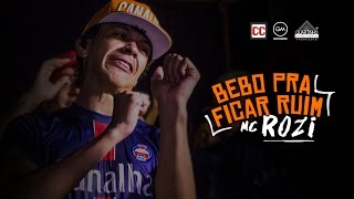 MC ROZI - BEBO PRA FICAR RUIM (JULIO COCIELO)
