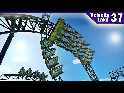 Velocity Lake (ep. 37) -  The Lost Coasters of Velocity Lake   Planet Coaster