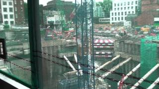 preview picture of video 'London -  Centre Point & Tottenham Court Road Upgrade'