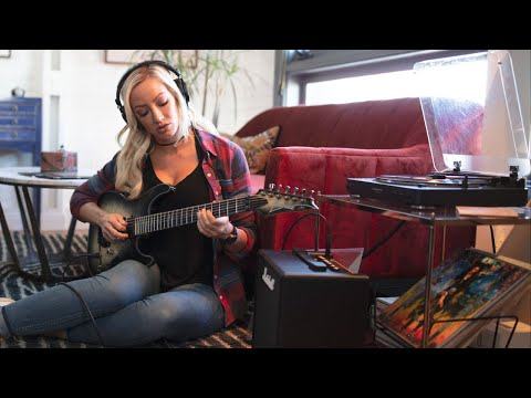 Nita Strauss Inspirations (1 of 3) | Steve Vai's Passion and Warfare