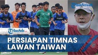 Shin Tae-yong Kombinasikan Pemain Muda & Senior saat Lawan Taiwan di Kualifikasi Piala Asia 2023