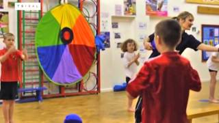 SEN lesson observation: Year 5 Physical Education KS2 (excerpt)