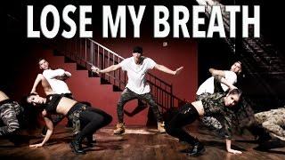 'LOSE MY BREATH' | @MattSteffanina Dance Video (@ShaunTfitness #CizeChallenge)