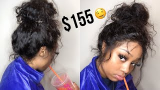 CANT BELIEVE THIS IS A WIG!? | Loose Wave Human Hair 360 Lace Wig | Ft. Superbwigs