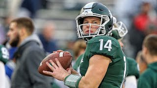 Brian Lewerke Talks Spring Game