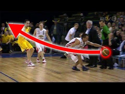 15 arremessos extraordinários na história do basquete