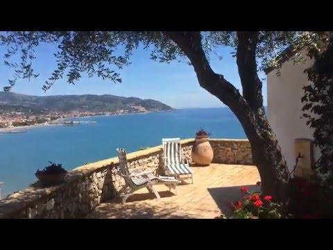 Виллы Италии - Вилла в Диано-Марина шикарный вид на море