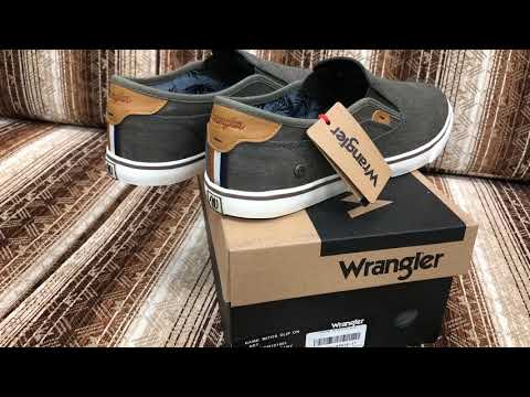 Wrangler Mitos - Military | Unboxing (Version2)