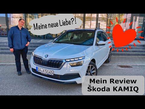 2020 Skoda KAMIQ 1.0 TSI Style | Der bessere VW T-Cross?! | Review - Test - Fahrbericht by UbiTestet