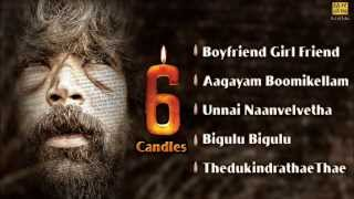 6 Candles Full Songs - Shaam, Poonam Kaur, Veda Archana Sastry