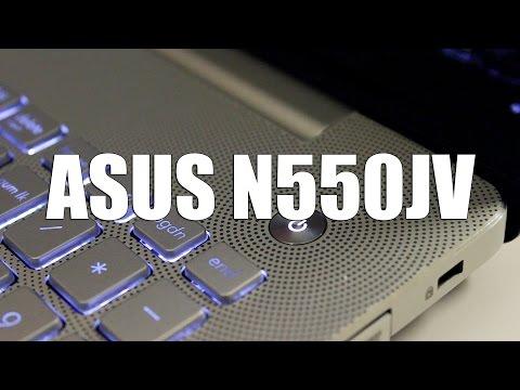 ASUS N550JV / N550JX - Ultimate High-End Laptop?