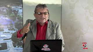 PROGRAMA DESTAK COM, DR. HUBERTO NÓBREGA