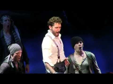 Stronger - Matthew Morrison - Finding Neverland
