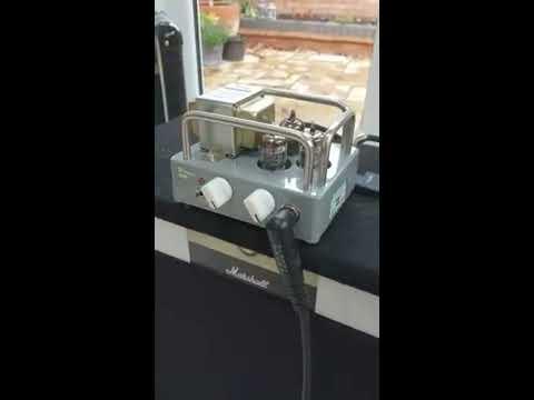 Wang 1 watt VT-1H amp demo