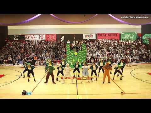 High School Dance Team Goes Viral For