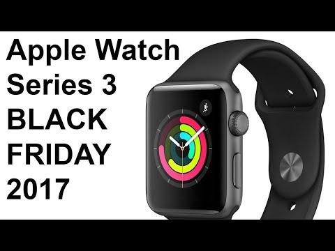 Apple Watch Series 3 BLACK FRIDAY