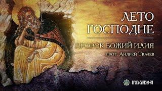 Пророк Божий Илия. Прот. Андрей Ткачев
