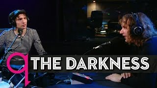 "The Darkness bring ""Last of Our Kind"" to Studio q"