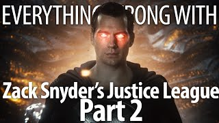 Everything Wrong With Zack Snyder's Justice League Part 2 In 21 Minutes Or Less
