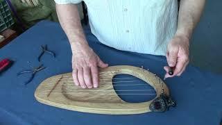 Лира музыкальный инструмент Википедия