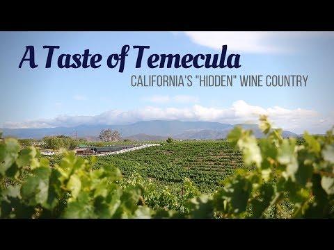 "California's ""Hidden Gem"" Wine Country: Temecula"