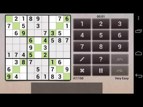 Video of Andoku Sudoku 2 Free