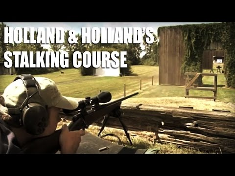 Holland & Holland's rifle course