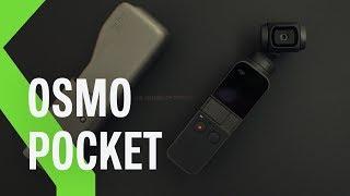 Osmo Pocket, primeras impresiones