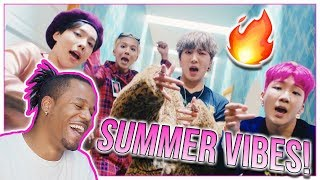 Reacting To WINNER - 'MILLIONS' M/V | Summer Vibes!