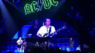 AC/DC 'Live Wire' Greensboro, NC North Carolina 2016 SQUiERS