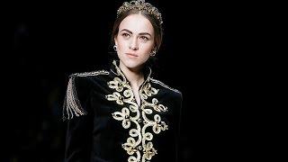 Slava Zaitsev   Fall Winter 2017/2018 Full Fashion Show   Exclusive