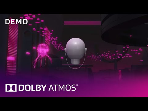 Dolby Presents: The World Of Sound | Demo | Dolby Atmos