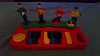 Wiggles musical keyboard toy 50 subscribers special