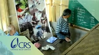 Lantapan's Brewing Success in Coffee Marketing | CRS FARM Project